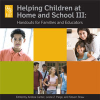 Helping Children at Home and School III