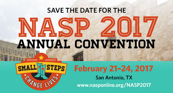 National Association of School Psychologists Annual Convention