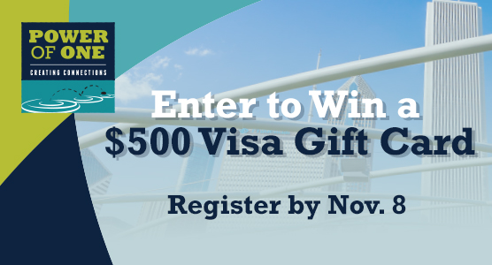 Enter to Win a $500 Visa Gift Card - Register by Nov. 8