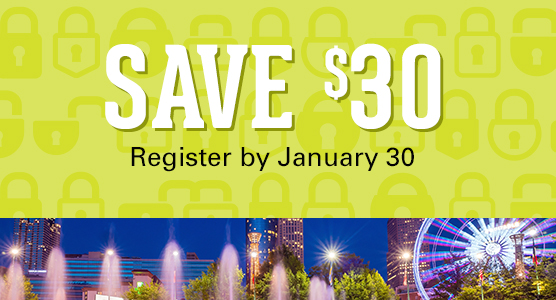 Save $30 - Register by January 30