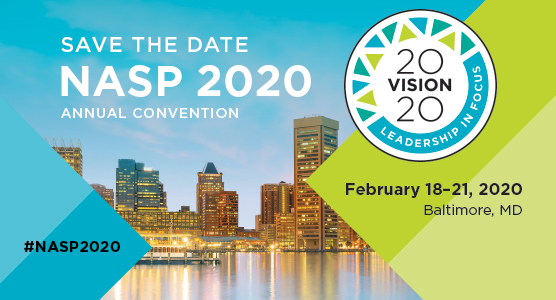 NASP 2020 Annual Convention
