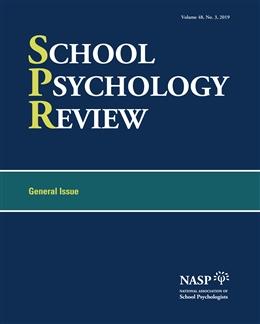 School Psychology Review thumbnail