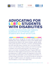 Advocating for LGBTQ+ Students With Disabilities thumbnail